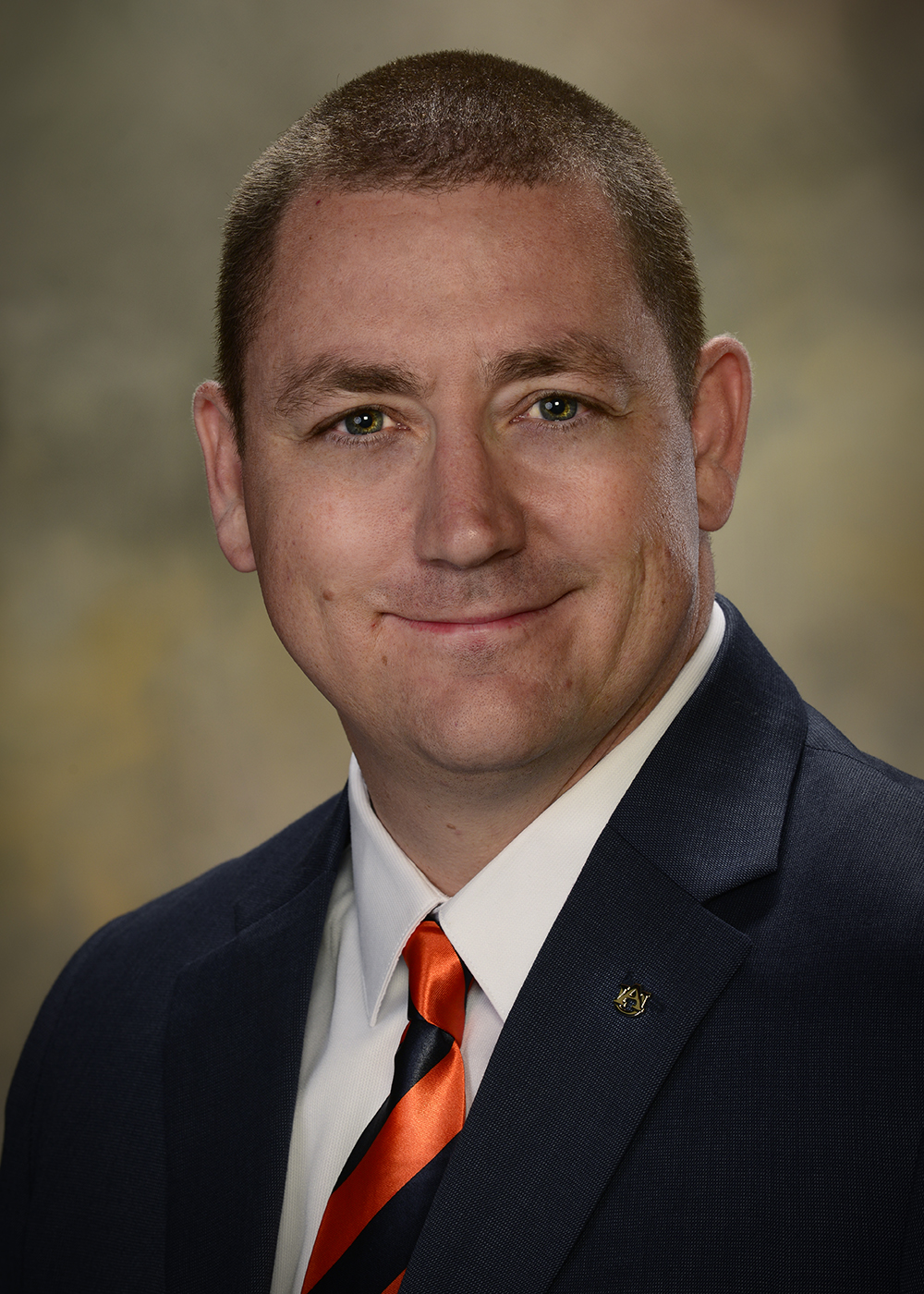 Portrait of Dr Bobby Woodard, VP for Student Affairs at Auburn University