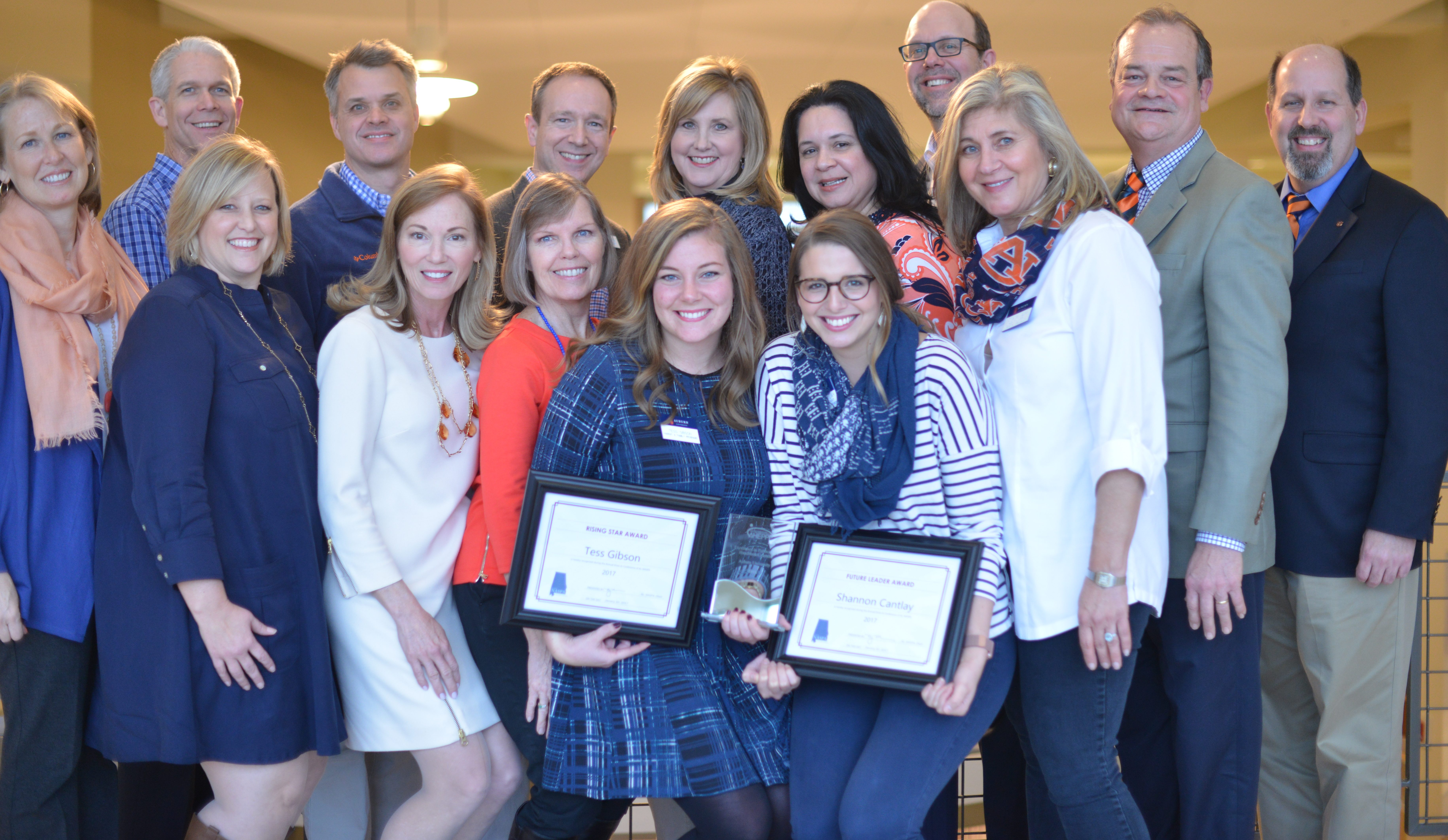 Auburn University Student Affairs Faculty Members Recognized by NASPA