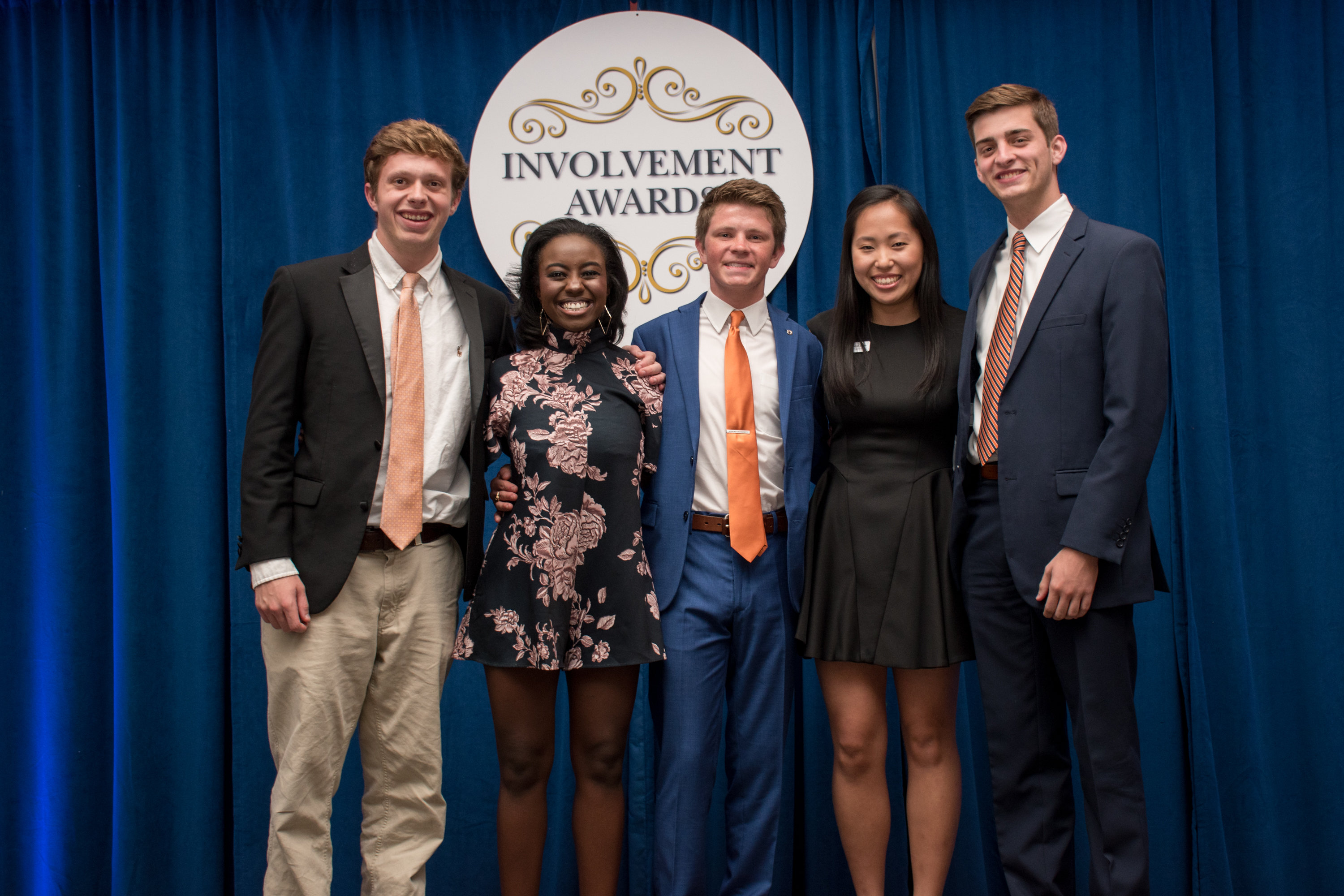 Student Involvement Awards 2018 highlights doing the best with what you have