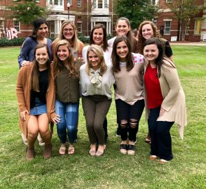 2018-2019 Panhellenic Council