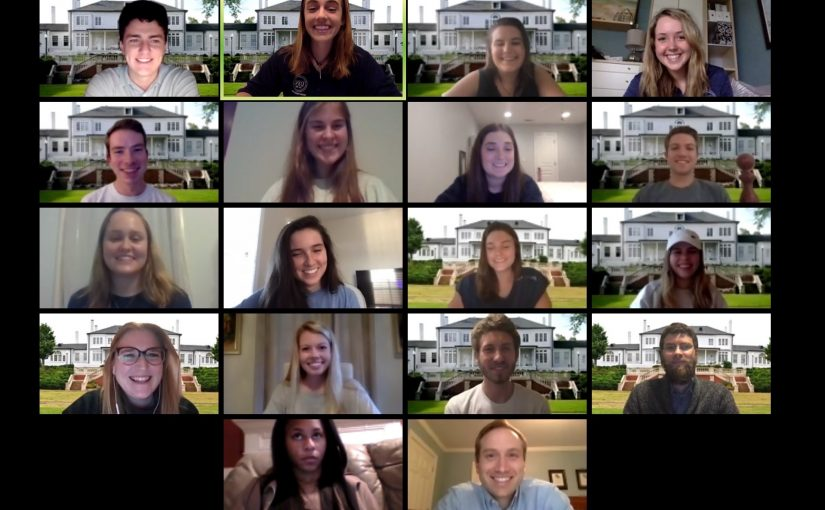 Student Involvement recognized nationally for virtual meeting efforts