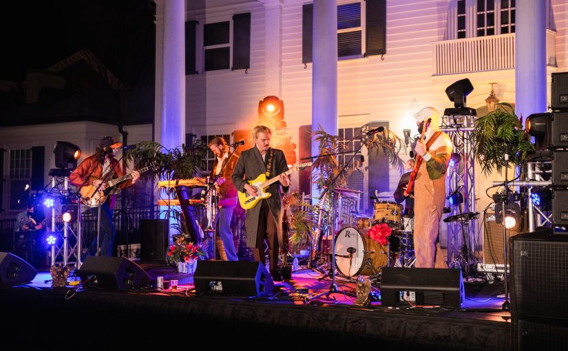 UPC hosts Concert on Cater Lawn