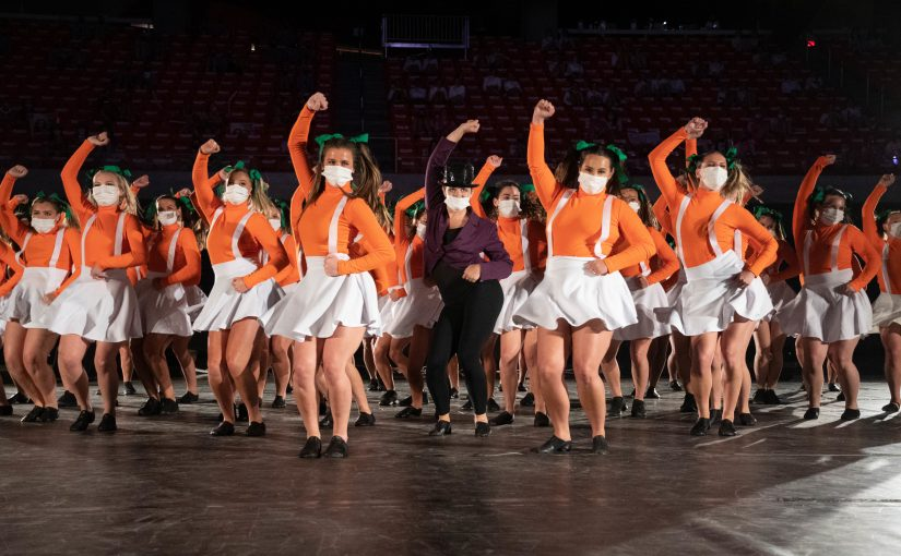 2021 Greek Sing raises over $92,000 for Lee County's Habitat for Humanity