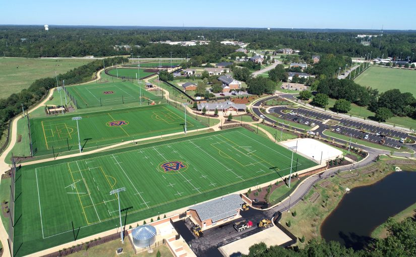 Campus Recreation outdoor facilities upgrades increase space for fall intramural and club sports